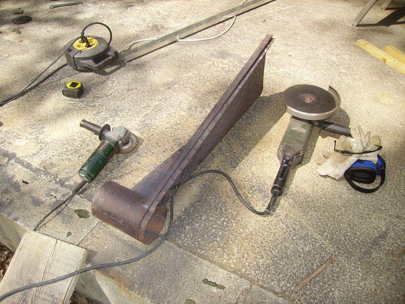 08 l escalier la petite histoire d une maison en bois - Fabriquer un escalier colimacon ...